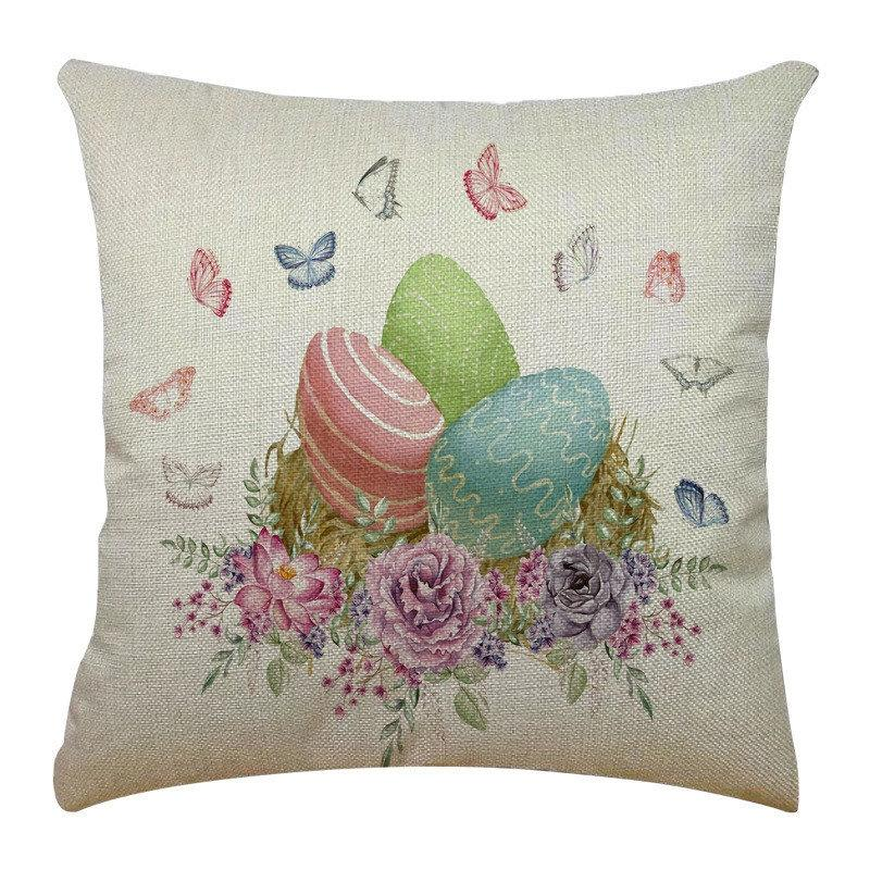3D Shrimp U Shape Rabbit Pillow Creative Throw Rabbit Pillow Pepper Eggplant Plush Neck Cushion Soft Comfort Rabbit Pillow#356