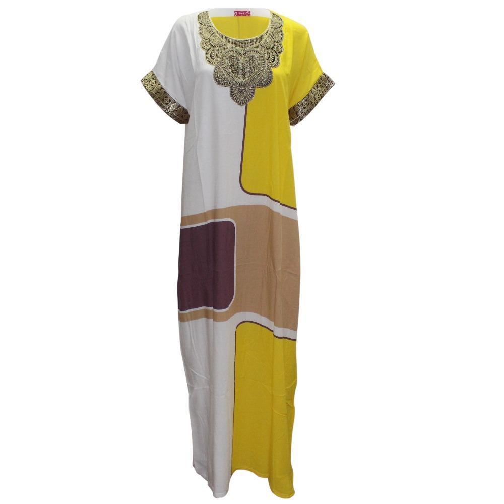 Casual femmes robe d'été en vrac solide Ankara style Plaid Robe longue Maxi Mode Femme Hétéro Mince Appliques Vestidos