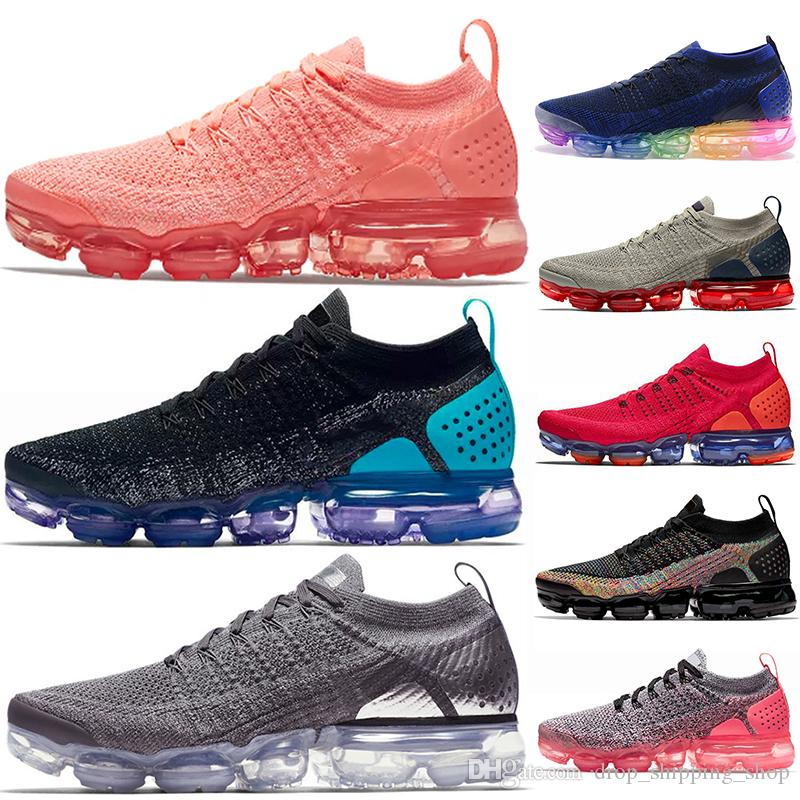 Acheter Nike Air Vapormax FLYKNIT 2 Vente Pas Cher Vente Femmes ...