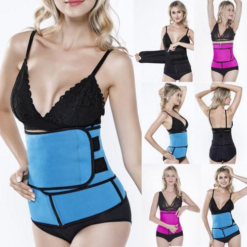 الخصر المدرب Cincher Underbust المشكل Shapewear تحكم البطن المرأة الجسم مشد NEW