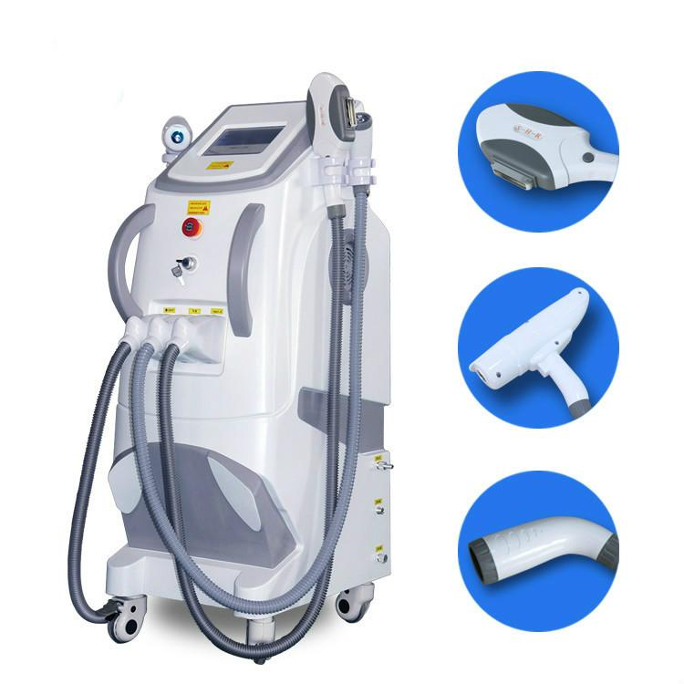 ipl laser facial rejuvenation permanent hair removal machines home use tattoo removal nd yag DHL free shipping