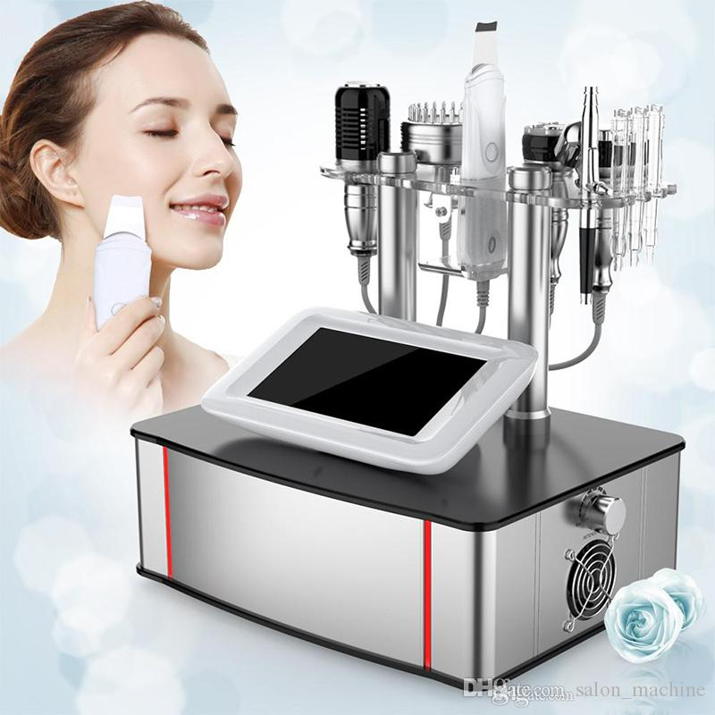 Microdermabrasion Photon Skin Rejuvenation Anti-aging Wrinkle Removal Skin Scrubber Radio Frequency Sprayer Ultrasonic Machine