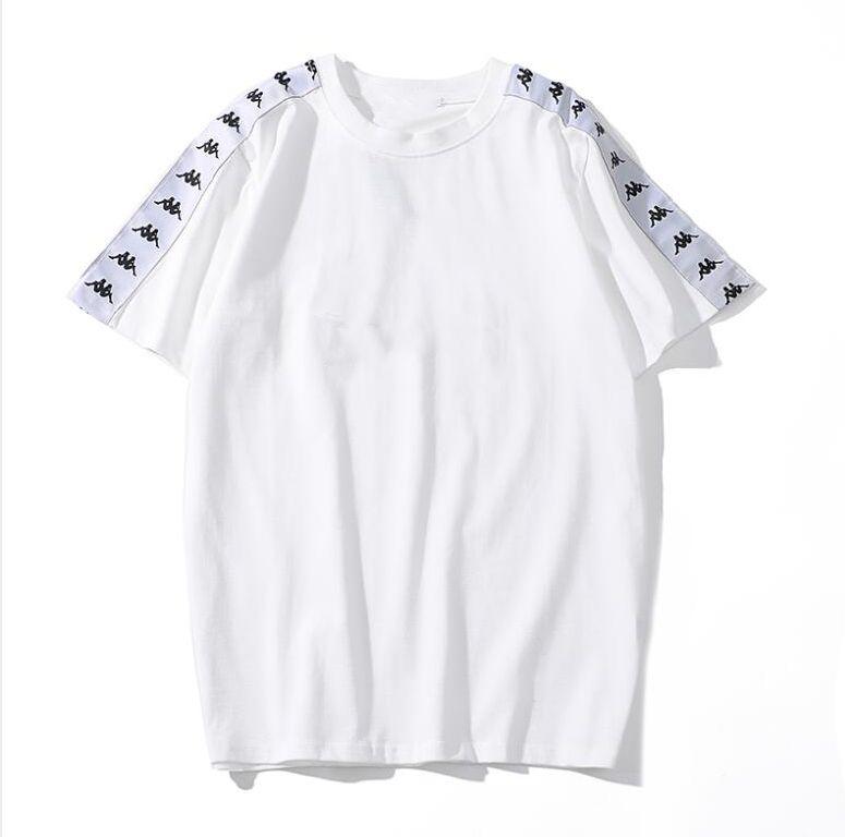 2020 del progettista di marca Mens T T-shirt Le camice di lusso con le lettere traspirante girocollo Mens T-shirt manica corta Top Abbigliamento M-2XL3