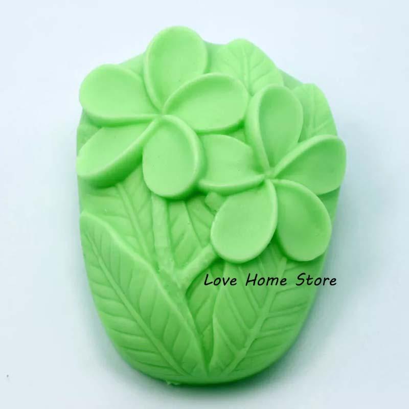 Fondan Pişirme Şeker Craft DIY Araçlar Dekorasyon Silikon Jelly BUZ çerez Kek Çikolata mum Kalıp Yapımı 3d çiçek Sabun Kalıp