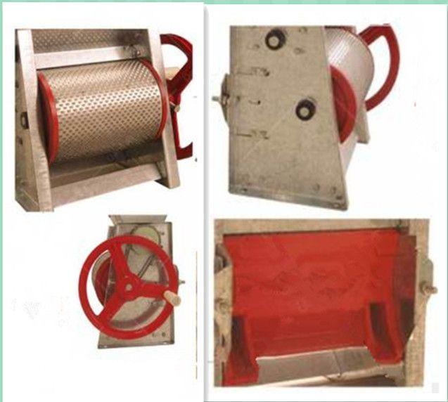 손 커피 콩 sheller 기계 / 커피 콩 pulper 기계 / 커피 hulling 기계