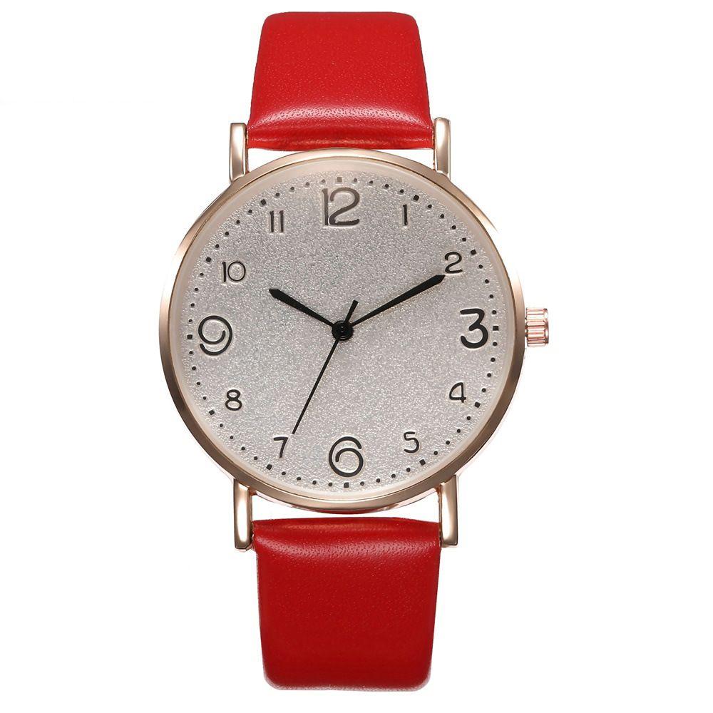 Totatoop Дизайнерская аналоговые наручные часы для женщин Простые женские кварцевые часы Темперамент черный Часы женские модели Браслет kh023