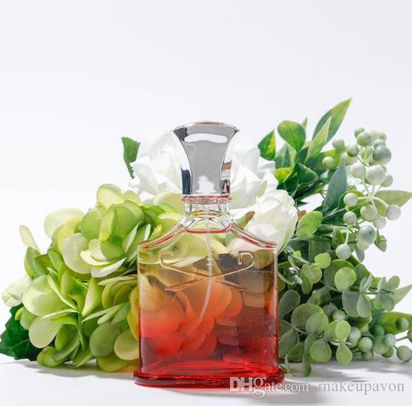 IRLANDÊS VERMELHO creed para mulheres dos homens Eau de toilette Incenso 75ml spray homem Perfume com longa duração capactity tempo bom cheiro fragrância avonCZ170