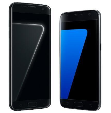"10 UNIDS Reacondicionado original desbloqueado samsung galaxy S7 edge LTE GSM teléfono móvil Android Octa Core 5.1 ""12MP 4G 32G teléfonos móviles"