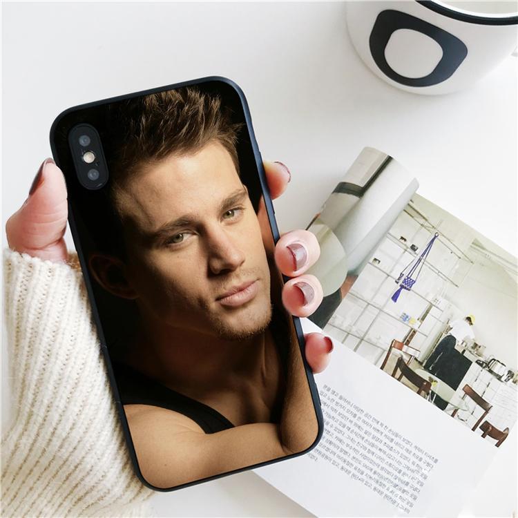 channing tatum coque iphone 6