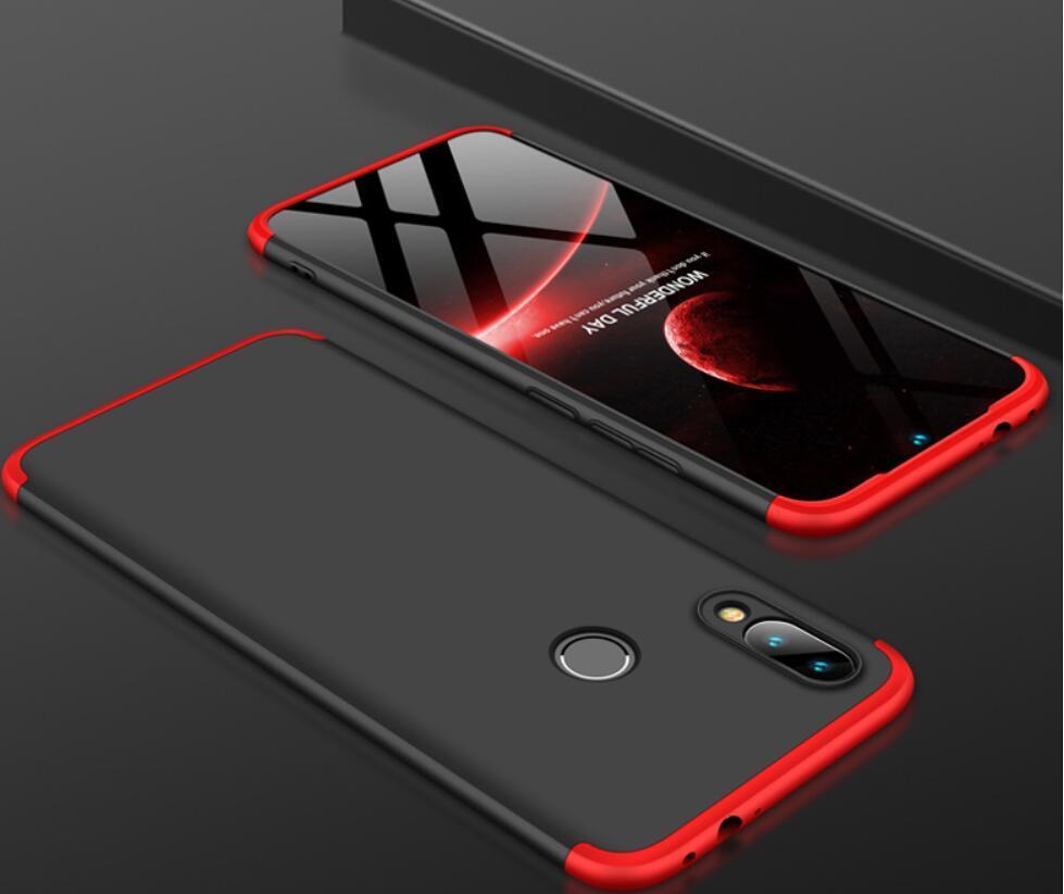Shield 360 Full cover protect case для Xiaomi redmi note 7 6 pro 9 8 SE 6X A2 lite play