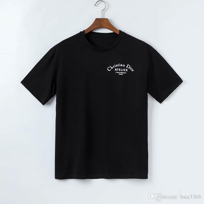 2020SS Bekleidung Europa und den Vereinigten Staaten die qualitativ hochwertigen Druck der Welt ist sehr perfekt Kopf Es Medusa Label T-Shirts Asien si