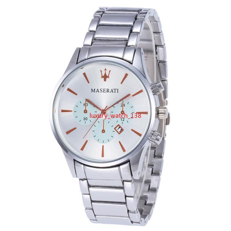 fashion Brand Mens Watch Yacht Ceramic Bezel Sapphire Cystal Rose Gold Stainless Steel Fashion Roles Men Wristwatches