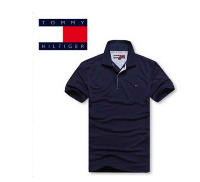 Gros-2020Summer chaud Vente Polo USA Drapeau américain Marque Hommes Polos manches courtes Polo Sport 309 # Man Manteau Drop Shipping gratuit