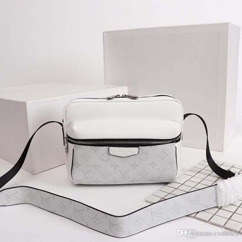 К 2020 году новые роскошные портфель дизайнер из натуральной кожи и холст роскошные мода дизайнер сумочку мода печати M30241