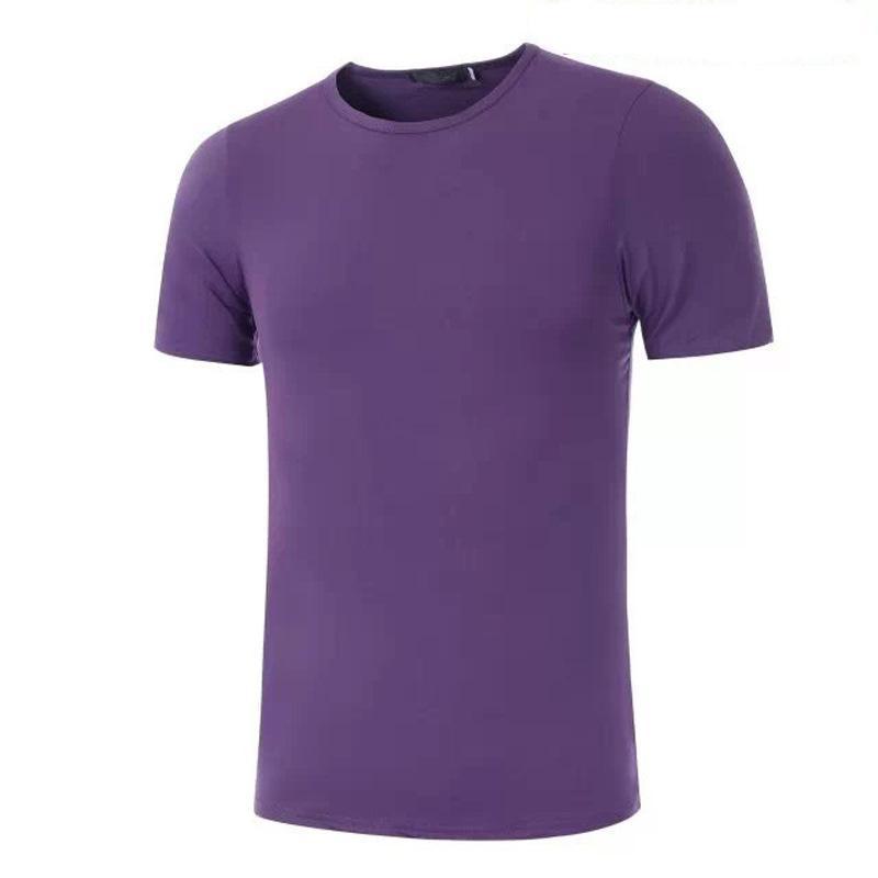Custom Design Vente chaud Sublimation shirt décontracté pleine confortable jersey respirant