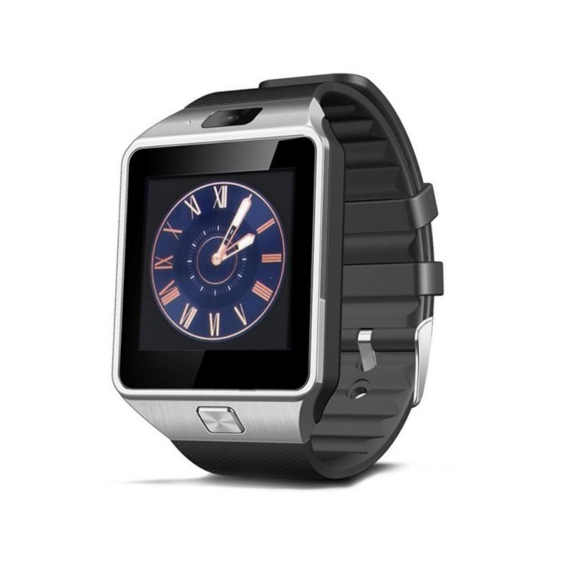 Orijinal Dz09 Akıllı Bluetooth saat giyilebilir cihazlar ile kamera saat SIM TF yuvası akıllı kol saati destekler 2G lte çağrı için iPhone Android