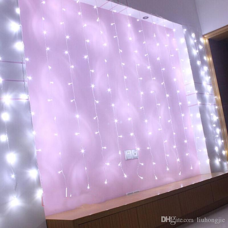 Micro LED guirlande électrique 100er warmweiss extérieur extension 3657-100