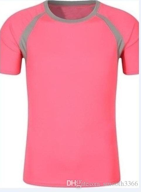 1124 мужских облегающий фитнес-бело-серая одежда работает с короткими рукавами спортивных стрейч быстросохнущими одеждами футболку