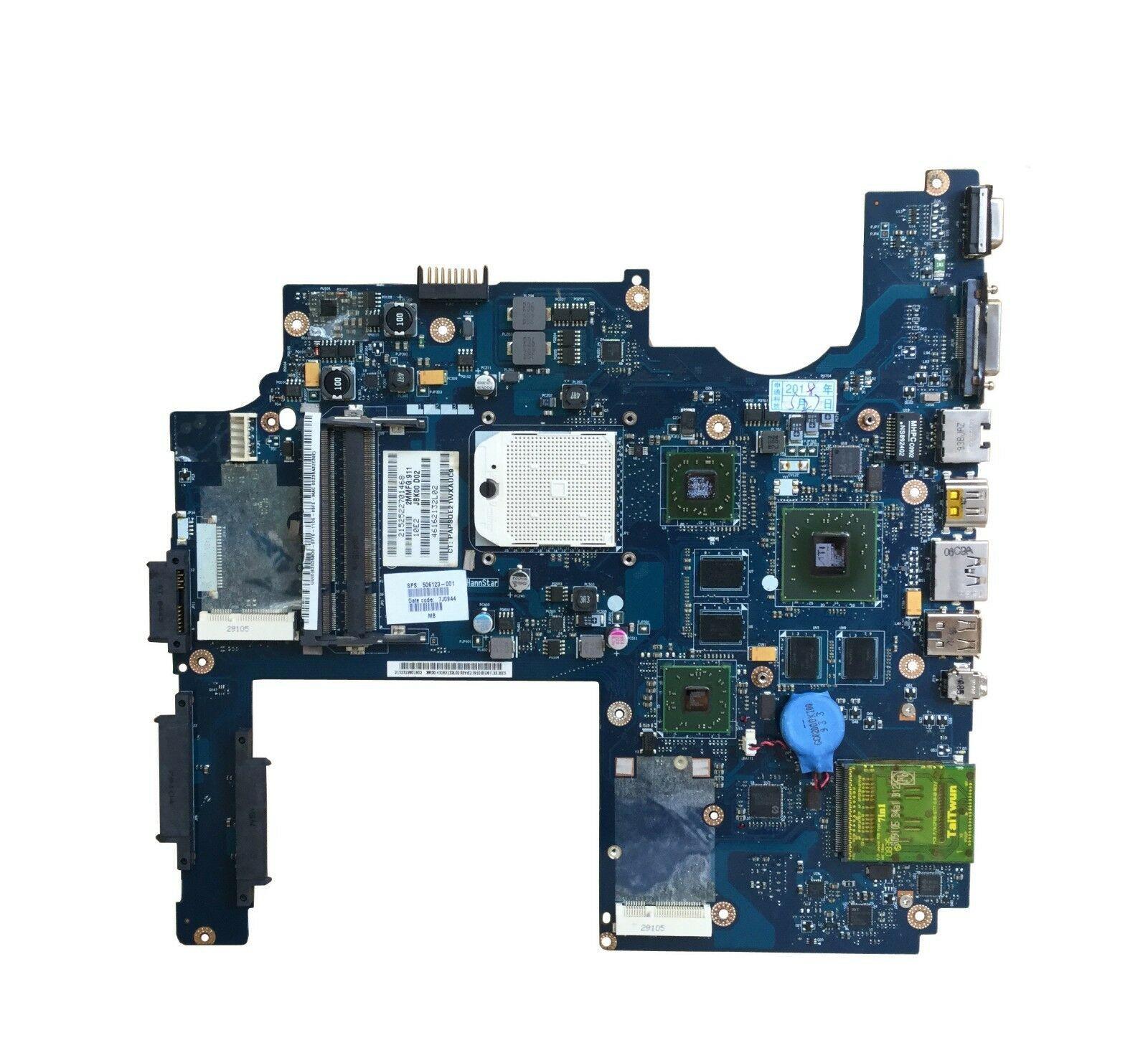 506123-001 für HP Pavilion DV7 Motherboard Laptop AMD Board 100% voll getestet und garantiert
