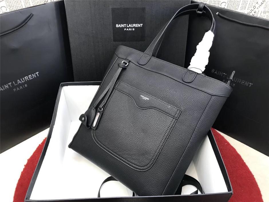 Designer bag luxury brand handbag Laptop Bags leather luxury tote briefcase ladies wallet designer wallet fashion business clutch 65077
