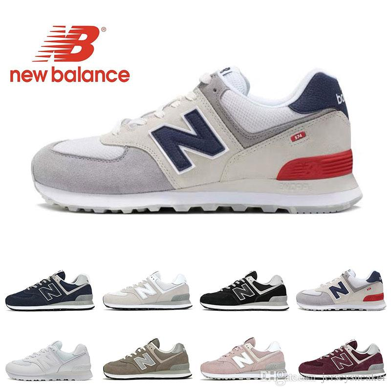 new balance honbre blancas