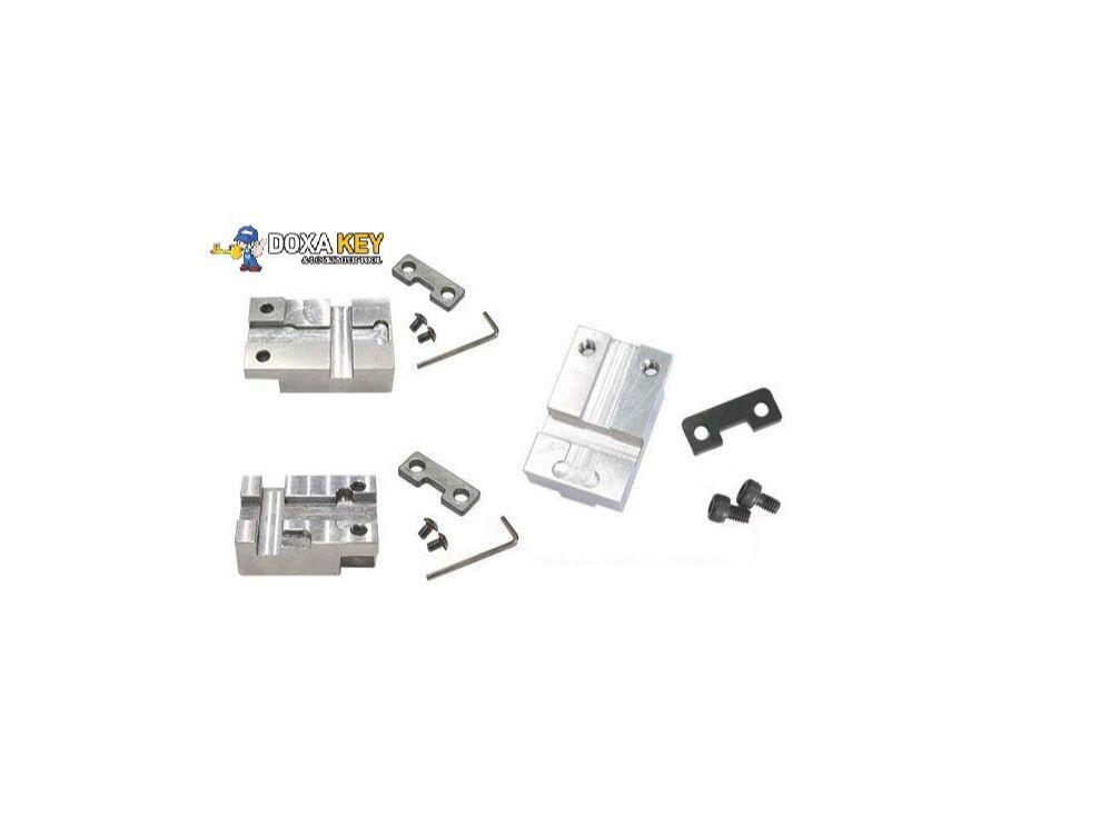 2020 Hu64 Hu66 TOY2 VA2 HU162T Anahtar Makinası Armatür Parçaları İçin Ford / Benz / Toyota / Lexus / Renault Otomobil Anahtarı Kelepçe değiştirin A7 Sec E9 anahtar Jaws