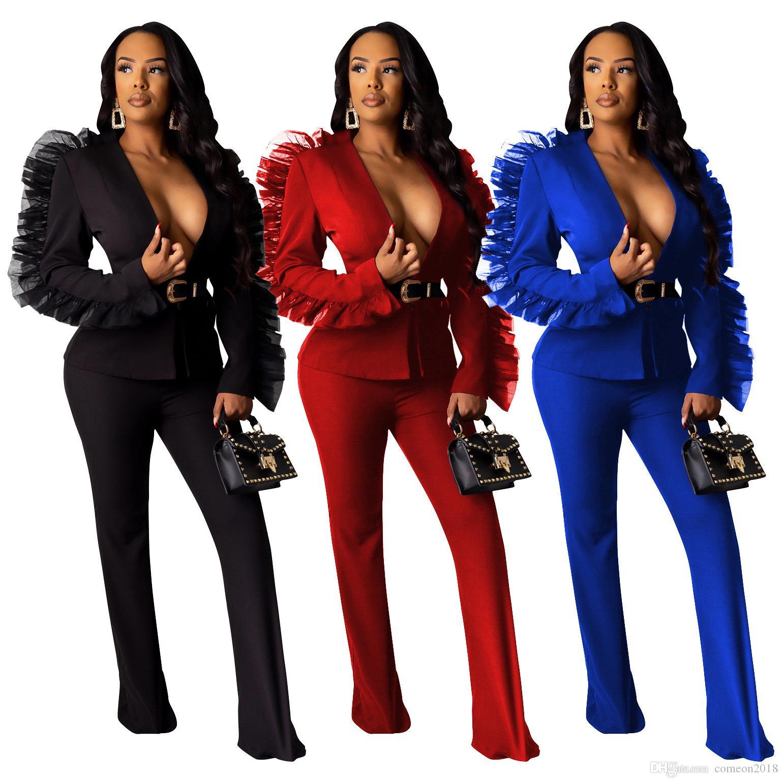 Women Clothes Two Piece Sets 2 piece pants woman set womens suits Plus Size Jogging Sport Suit Soft Long Sleeve Tracksuit Sportswear