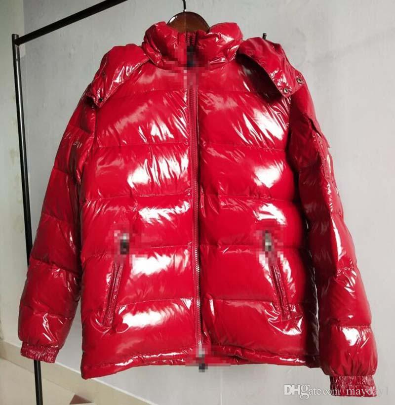Winter Von Anorak Daunenjacke Großhandel Und Herren Parka Jacke In Übergröße Mayday1 Frankreich Designer Hochwertige Warme Brand EYD2H9WI