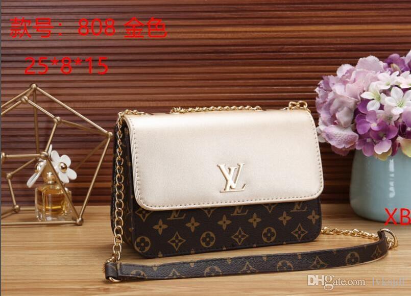 Handtasche Heißer Verkauf! 2020 heißen Verkauf hochwertiger Designer-Handtaschen-Mappen-Hand Frauen Handtaschen Umhängetasche A20190