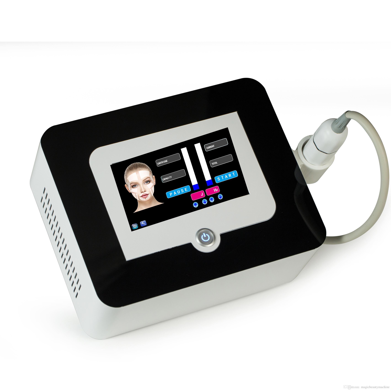 Nouvelle technologie Vmax HIFU Ultrasons Visage de la machine Soins de la peau Serrer Serrer Resserfil Semeur de poitrine anti-vieillissement Corps de beauté