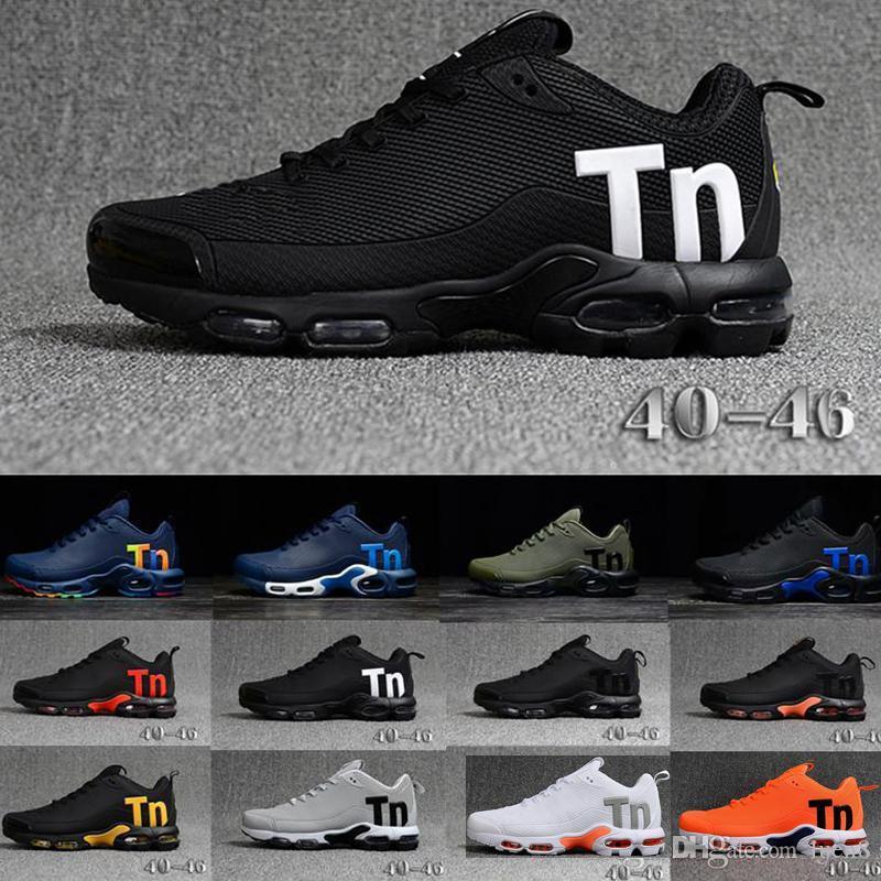 nike air max TN Original Tn Mercurial Tn Além das sapatilhas dos homens Chaussures Homme Tns Shoes arco-íris Homem Air Esporte Formadores Tamanhos Eur40-47