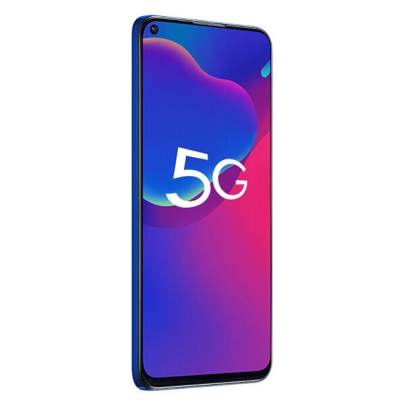 """ZTE original Axon 11 SE 5G mobile LTE Téléphone 6Go RAM 128Go ROM MTK 800 Octa base Android 6,53"""" FHD 48MP ID visage d'empreintes digitales intelligente téléphone portable"""