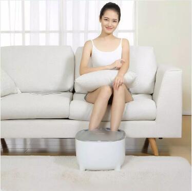 Xiaomi originale youpin Momoda Petit Tabouret de massage de pieds Tabouret chauffée Massager 2 en 1 à trois pas du pied massage chaud Réchauffe Oreiller-Compress Pieds