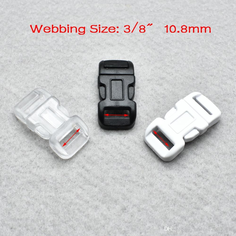 sin soldar collares 100 piezas Gunmetal BIKICOCO 1.2 cm Hebillas de bucle redondo con conector de monedero con junta t/órica de metal monederos y cordones para bolsos