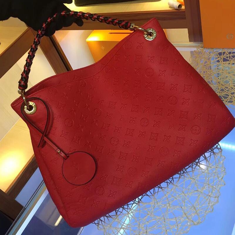 British Style Frauen mittleren Alters Tasche Messenger Bag Retro Bag Dame mittleren Alters Printed Schulter Messenger Handtaschen Atmosphere Stil Typ2
