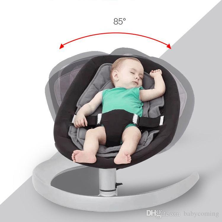 Silla mecedora para bebés, mecedora para niños de 0 ~ 7 años, cuna infantil, mecedora para bebés