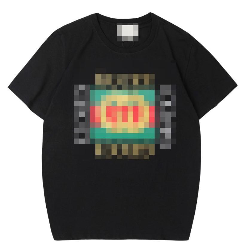 Qualitäts-Luxus-Herren T-Shirt Brandshirts Designerluxury Frauen-T-Shirt Art und Weise Knit Brief beiläufige Sommer-Tees 2022803Q