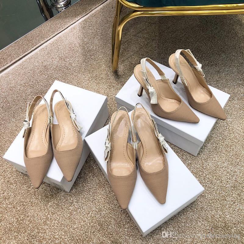 Sexy Femmes Chaussures à talons haut-Toe Noir Pointu Pumps Couleurs dames Sandales habillées Chaussures de mariage ks19042806