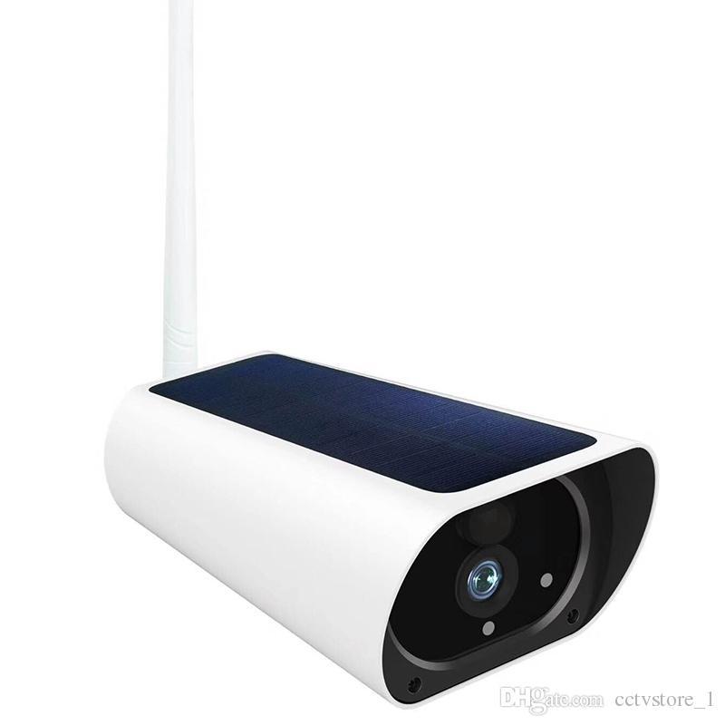 새로운 4G 통합 Solar PowerR SIM 카드 보안 CCTV 1080P WIFI 무선 카메라 배터리 카메라 포함 배터리 포함