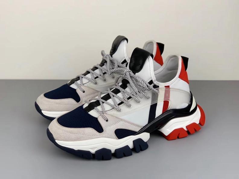 ayakkabı tasarımcısı erkek ayakkabıları 3M yansıtıcı TREVOR erkekler rahat ayakkabılar kaliteli tasarımcının ayakkabı boyutu 38-46 birden fazla renk