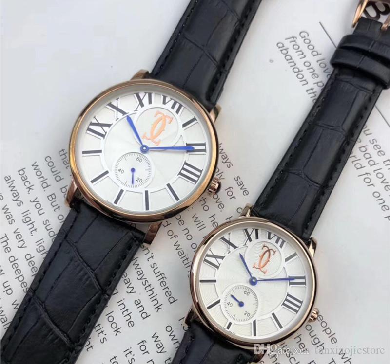 amantes vende al por mayor reloj de pulsera de venta al por menor casuales para hombre reloj de cuarzo de mujer de marca cronómetro del reloj unisex de los relojes de la venta caliente Montre de luxe