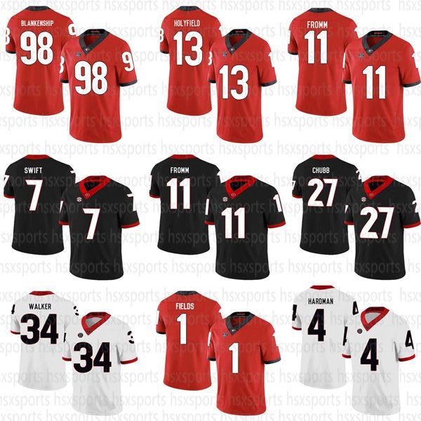 uga 27 jersey