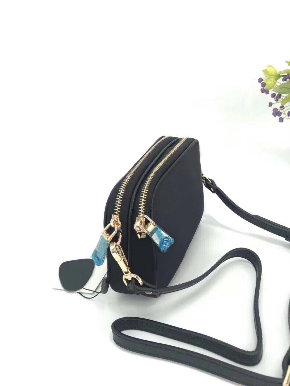 Toptan tasarımcı küçük kare torba çanta moda klasik çanta paraşüt naylon su geçirmez oxford gündelik geçici omuz çantası poşetin la