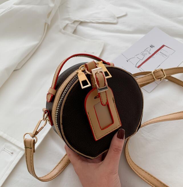 2020 женские роскошные дизайнерские кошельки сумки женские мини сумки через плечо маленькая круглая сумка через плечо девушка Джокер сумки