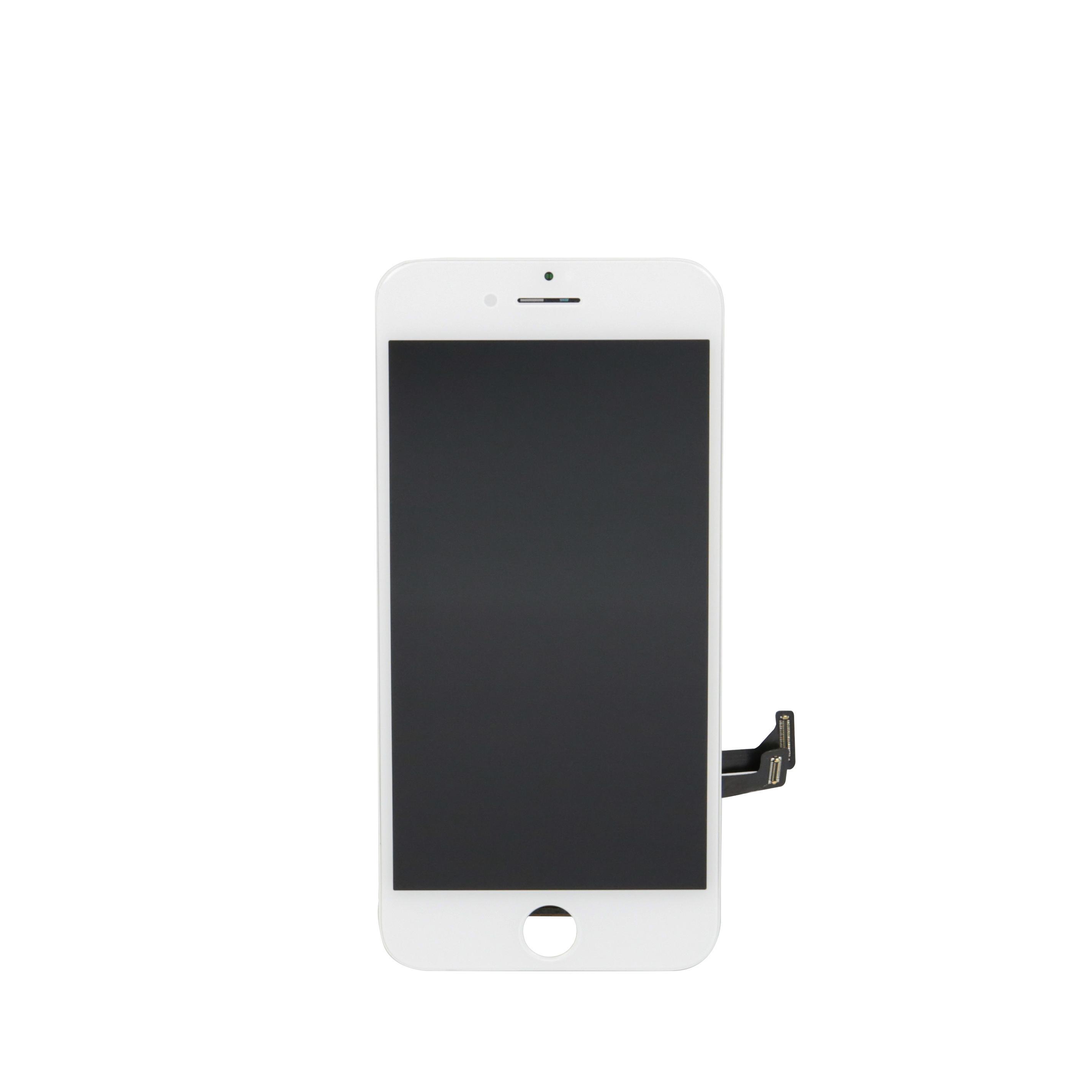 für iPhone 8 Premium-ESR LCD Bessere Brigtness Qualitäts-Vollsichtwinkel LCD-Display mit Easy ersetzen Garantie-freiem Verschiffen durch DHL