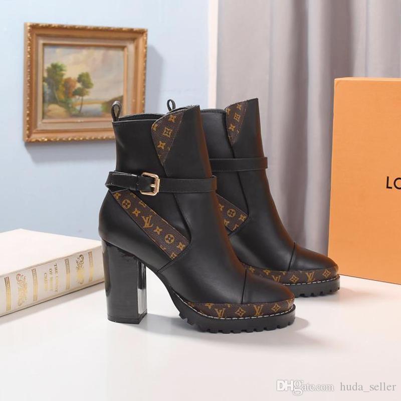 Traccia stellare Stivali Scarpe di stile di modo esterna Camminare Confortevole Donne Boot autunno e l'inverno leggero Scarpe di lusso Drop Ship