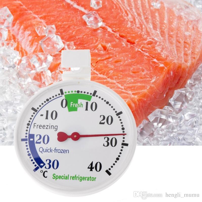 Refrigerador Congelador Termômetro Frigorífico Temperatura Refrigeração Calibre Uso Doméstico Para A Parte Externa E Para Dentro ZJ0895