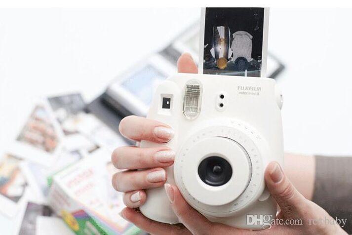 أفلام بيضاء لمصغرة 90 8 25 7 ثانية 50 ثانية بولارويد الفورية كاميرا فوجي instax ميني السينمائي حافة بيضاء الكاميرات أوراق اكسسوارات 10 قطعة / المجموعة