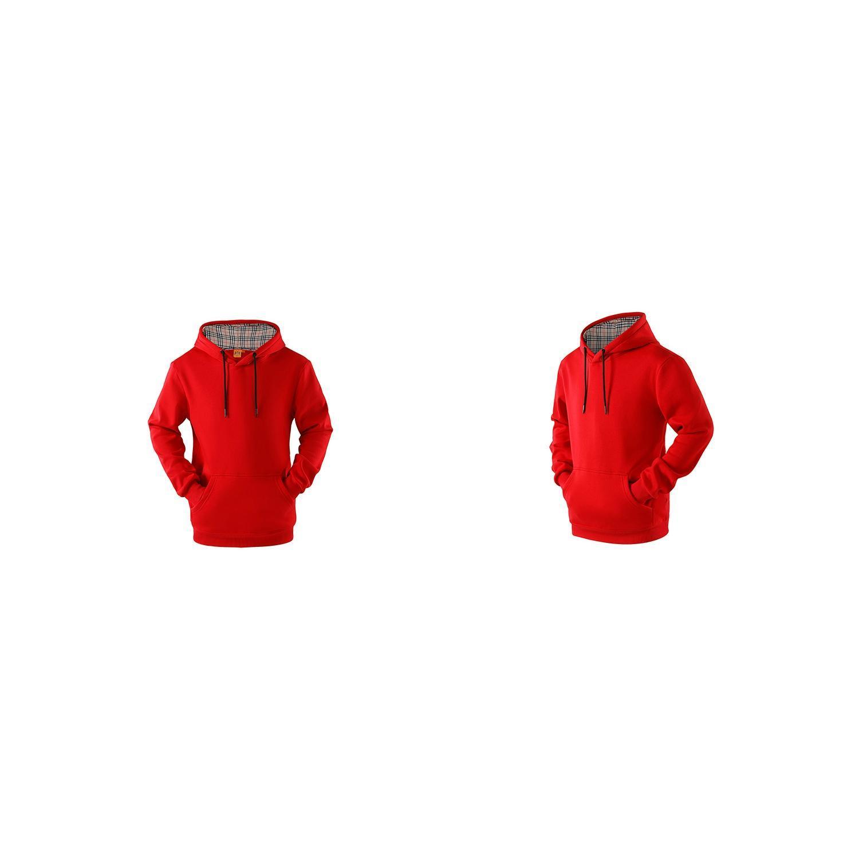 Die beste neue Herbst lose mit Kapuze Strickjacke gesleevt Pullover Sport Gezeiten T-Shirt Zwei-178