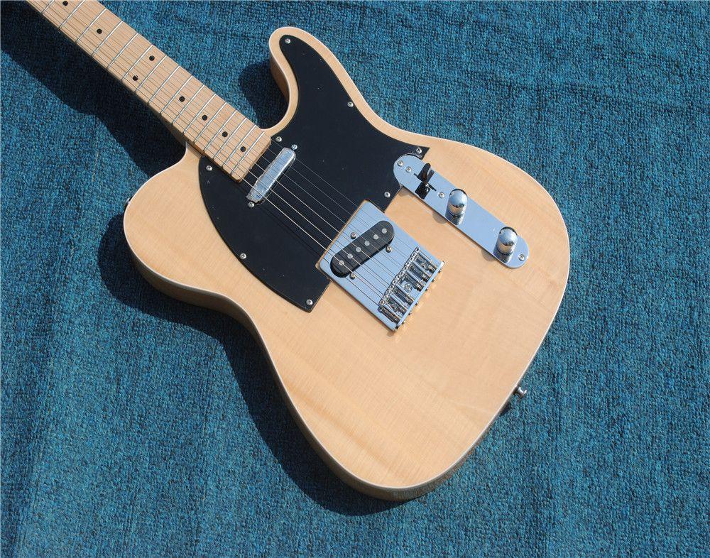 Envío gratis Outlet Factory 6 Chord TL Electric Guitar SSS Pickup Garantía Garantía gratuita